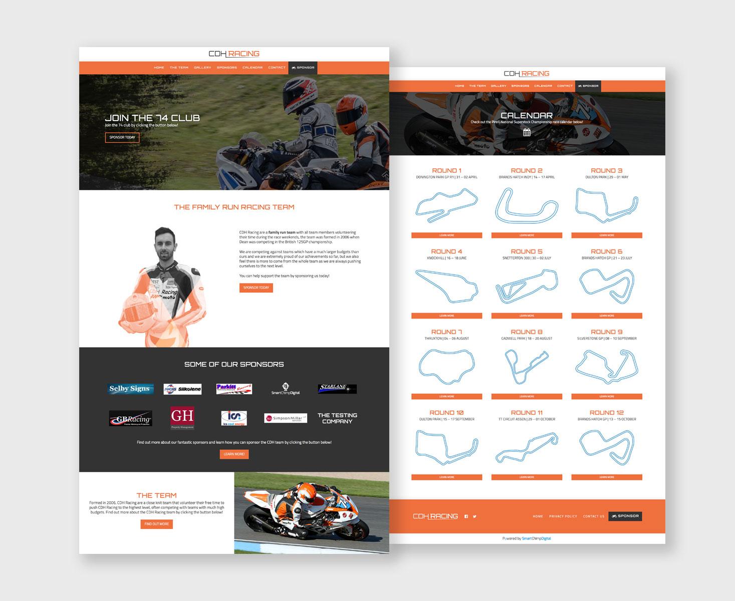 CDH Racing